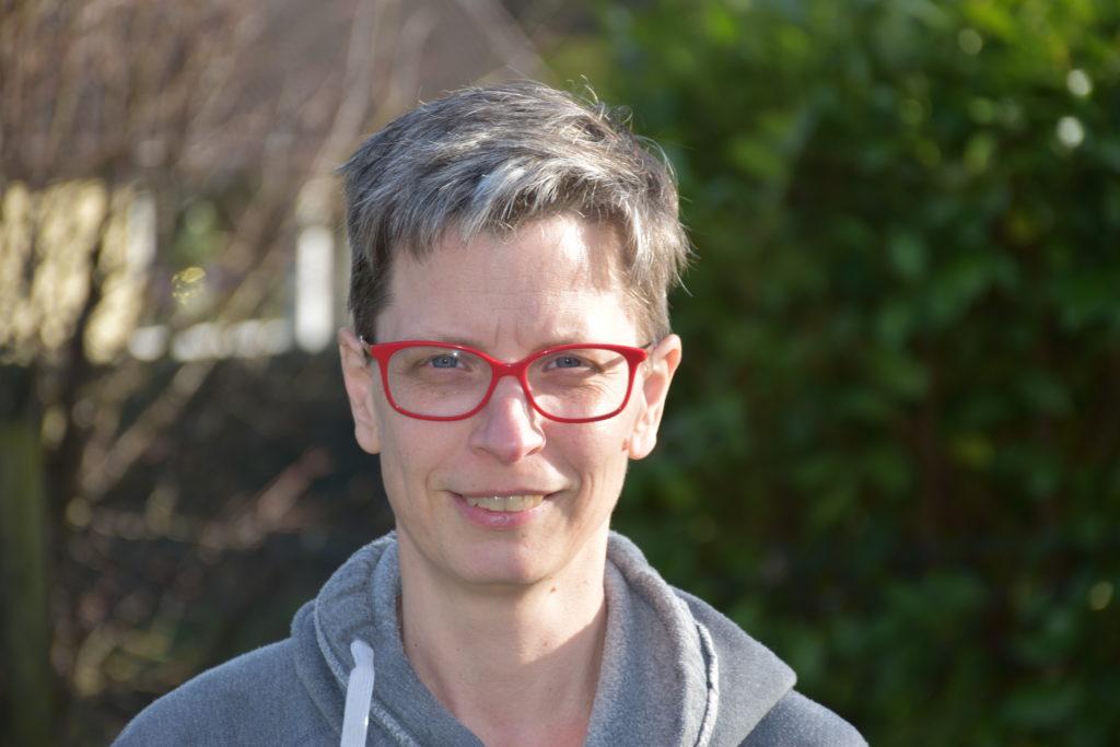 Heilpraktikerin Gesche Kay, Porträt